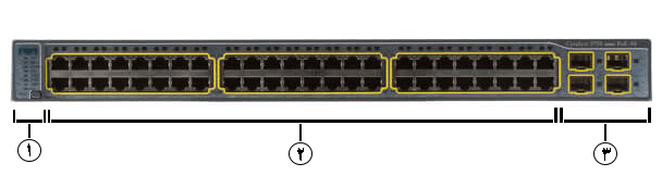 3750-48PS-S-Front-Panel