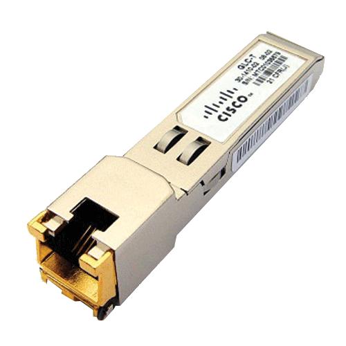 CISCO SFP-GE-T MODULE